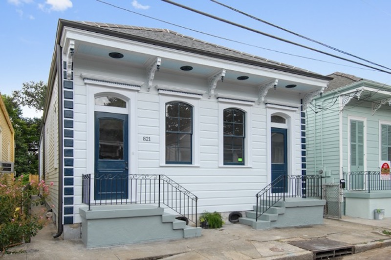 New Orleans Restoration Properties
